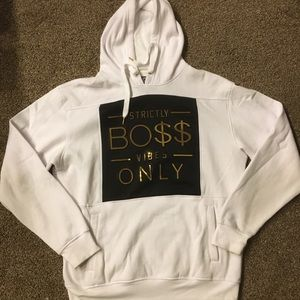 Men's Hoodie Sz XL. NEW w/o Tags.
